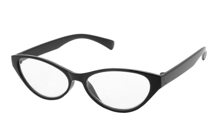 Smart cateye solbrille i let design - Design nr. b344